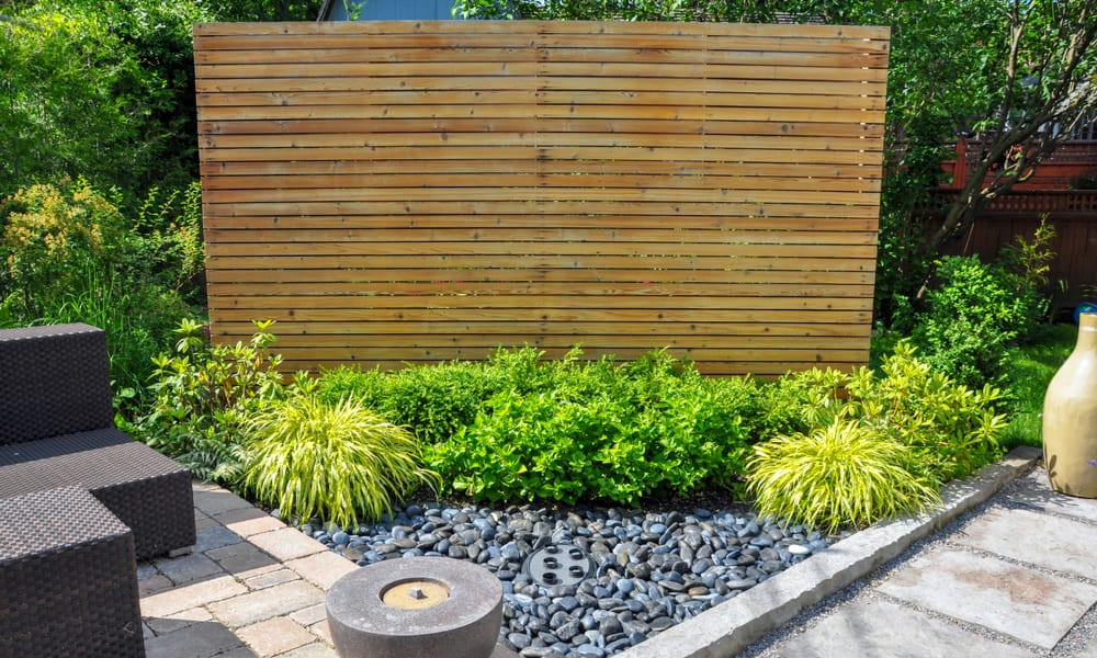 33 Garden Screening Ideas - Garden Screen for Privacy