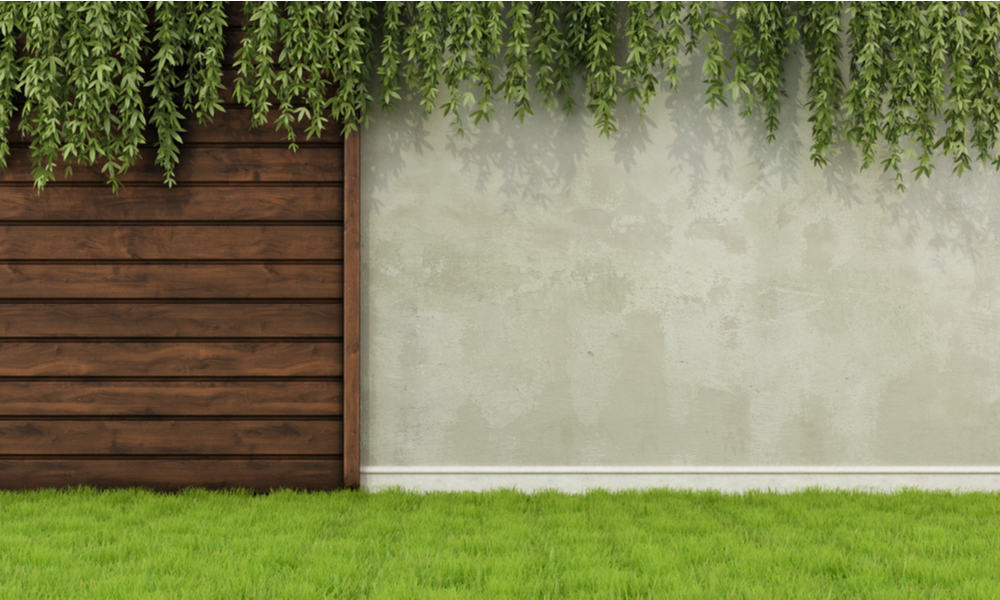 9 Easy Steps to Render a Garden Wall