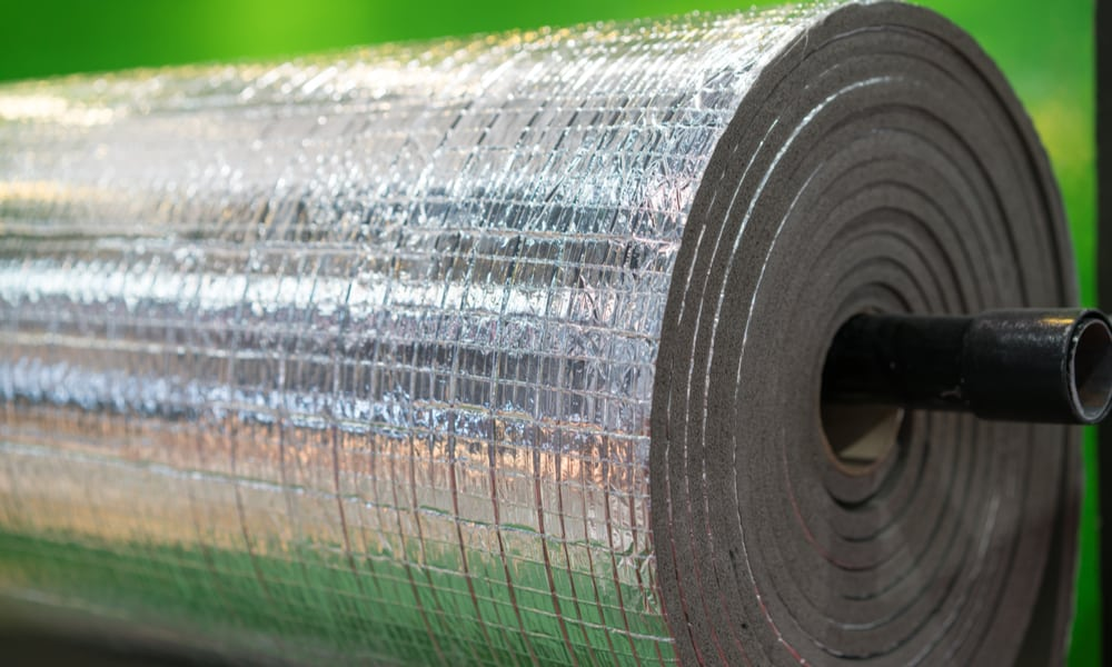 Choose the right insulation material