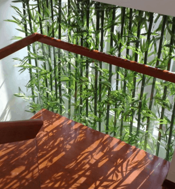 Faux Bamboo