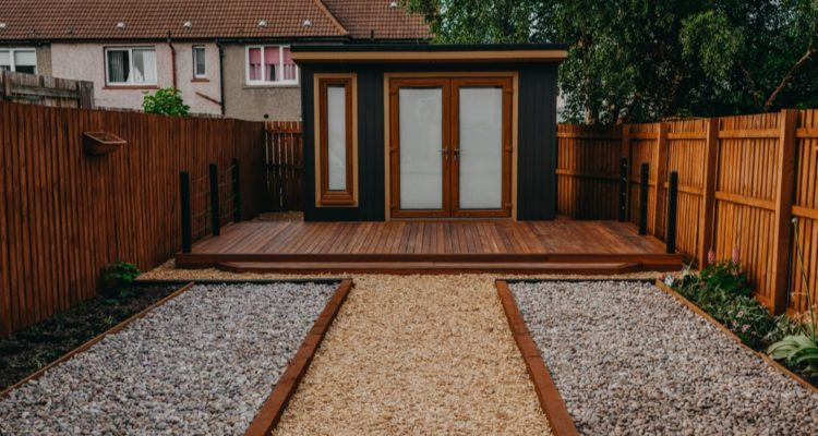 12 Easy Steps to Build a Garden Room