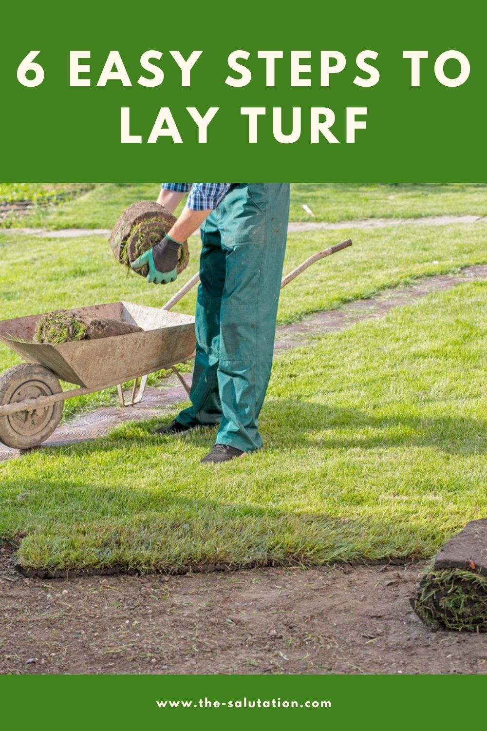 6 Easy Steps to Lay Turf 2