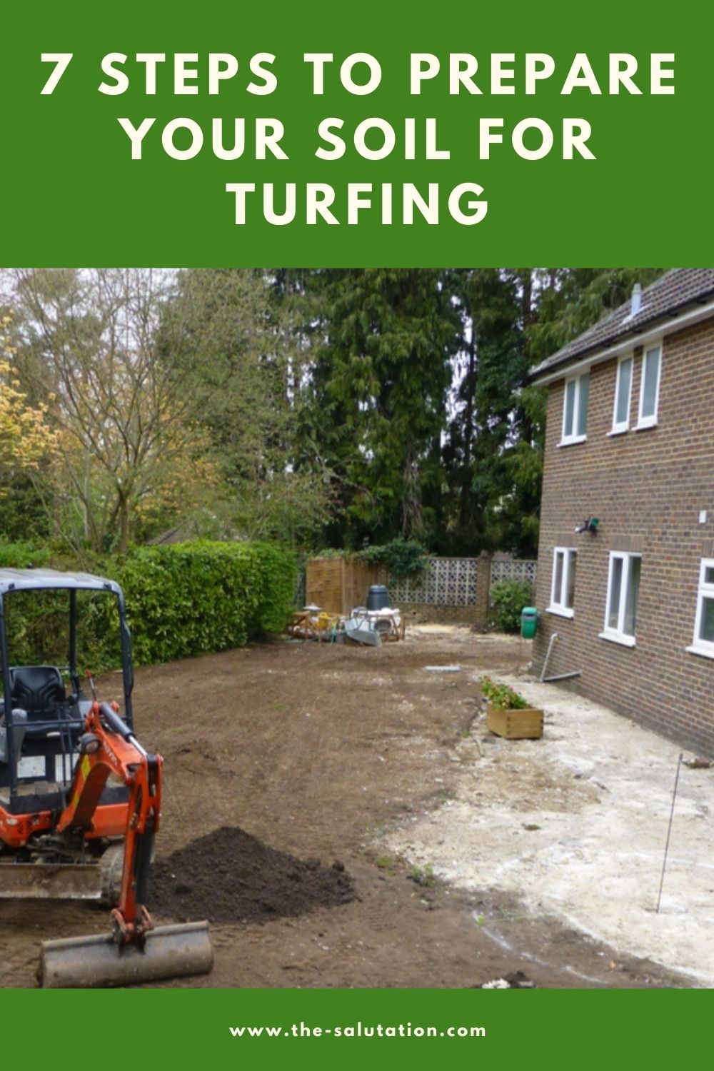 7 Steps to Prepare Your Soil for Turfing 2