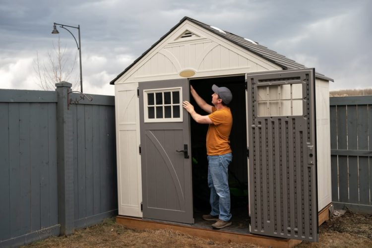 9 Easy Steps to Build a Garden Shed