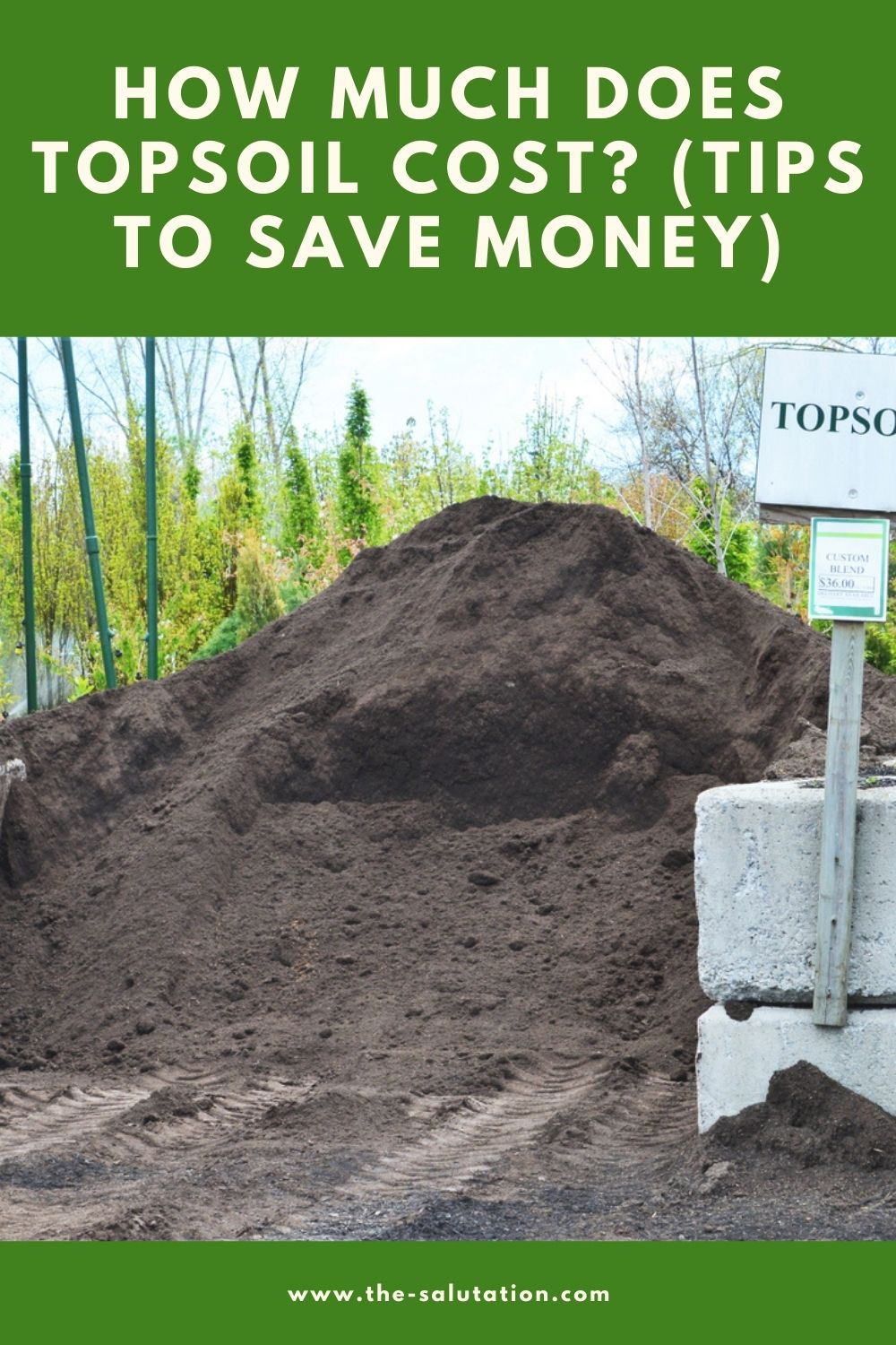 How Much Does Topsoil Cost (Tips to Save Money) 1