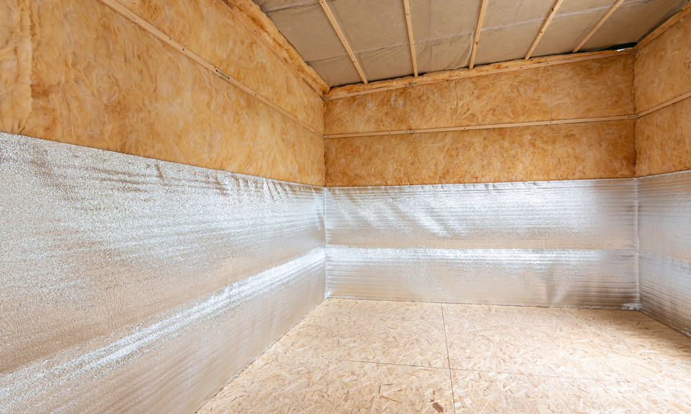Insulate the room