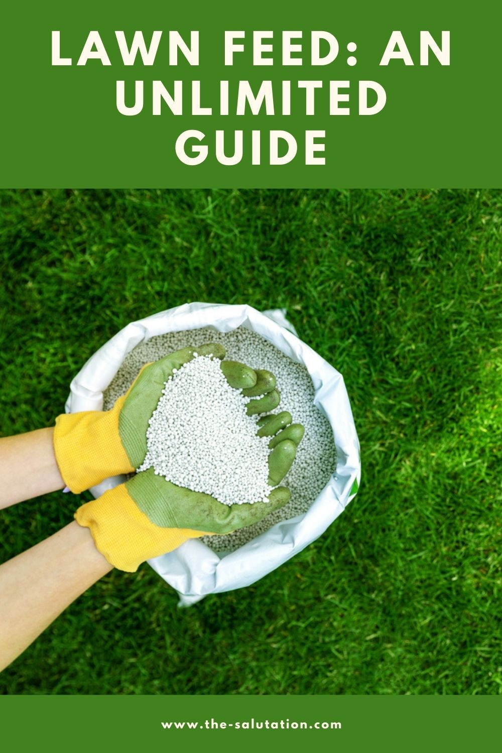 Lawn Feed An Unlimited Guide 1