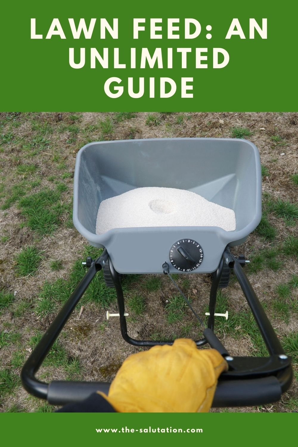 Lawn Feed An Unlimited Guide 2