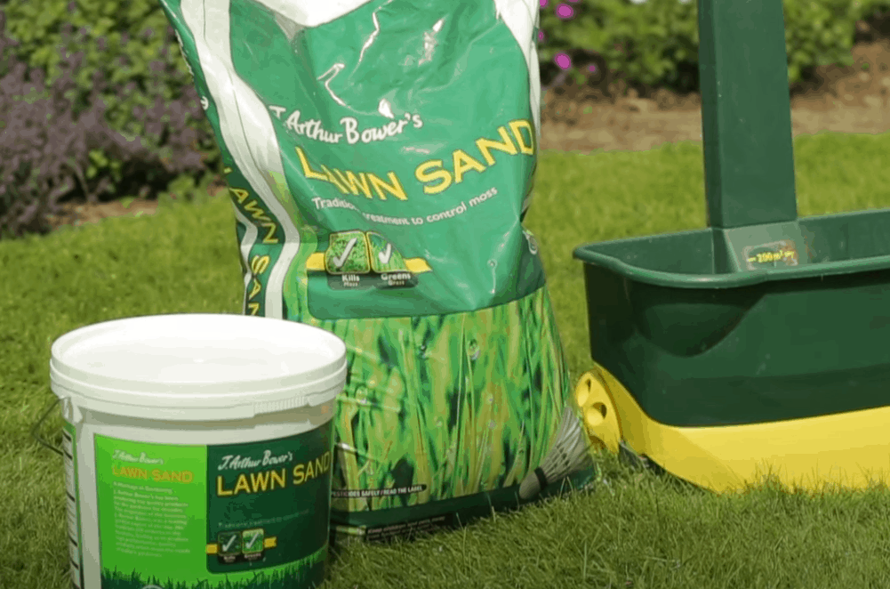 What is Lawn Sand used for