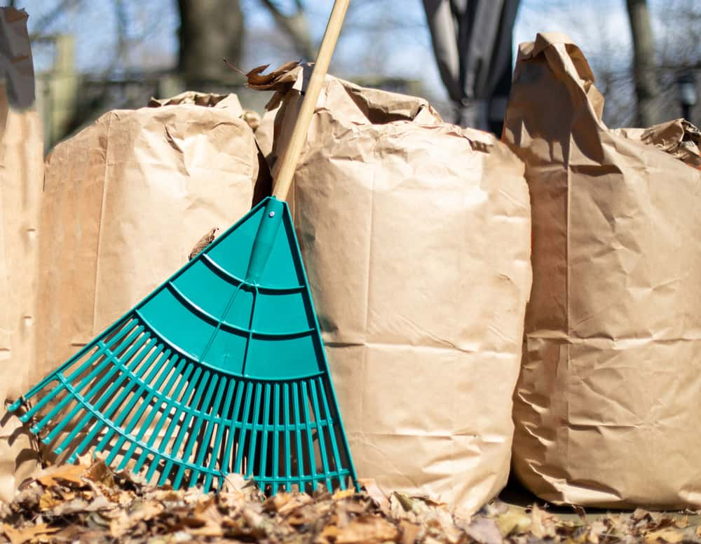 large Garden Waste Bags