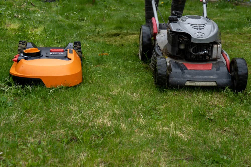 compact Lawn Mower